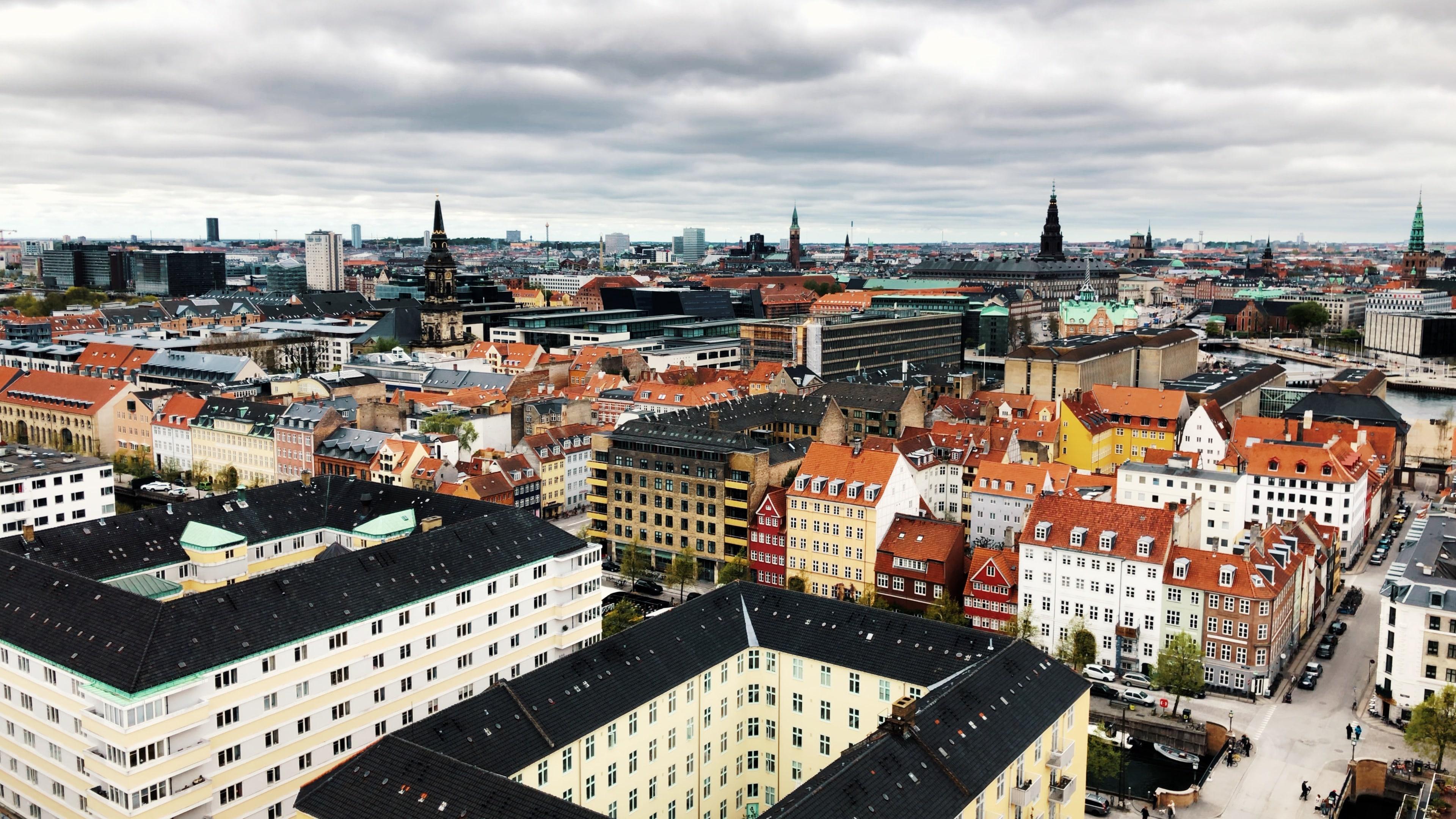 Copenhague - Eglise de Notre-Sauveur