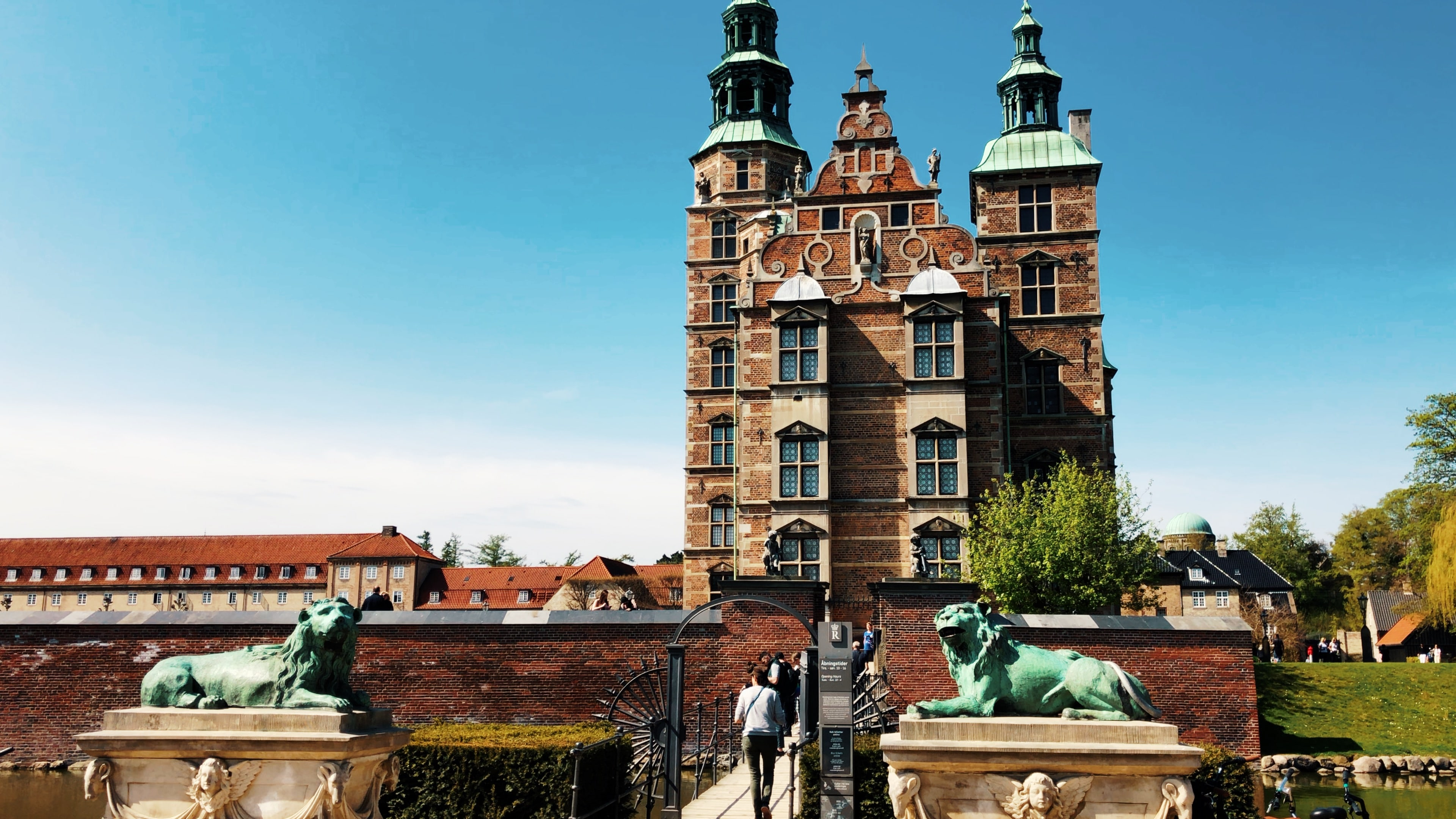 Copenhague - Rosenborg Slot