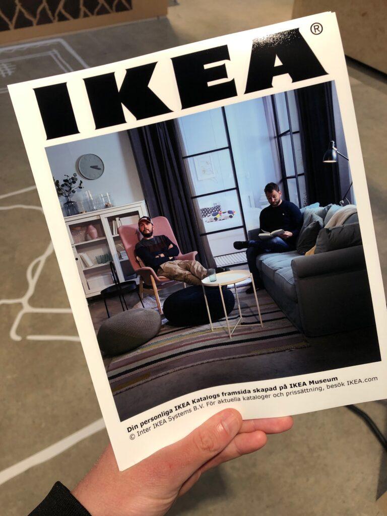 Ikea Museum - Catalogue