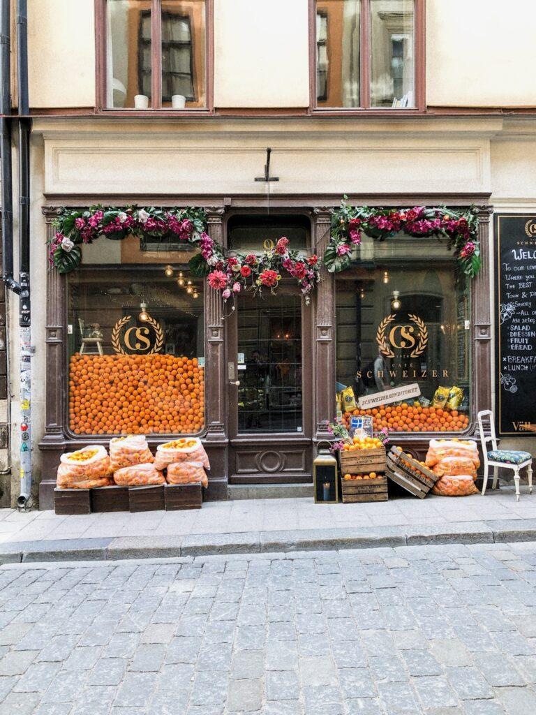 Stockholm - Gamla Stan - Boutique