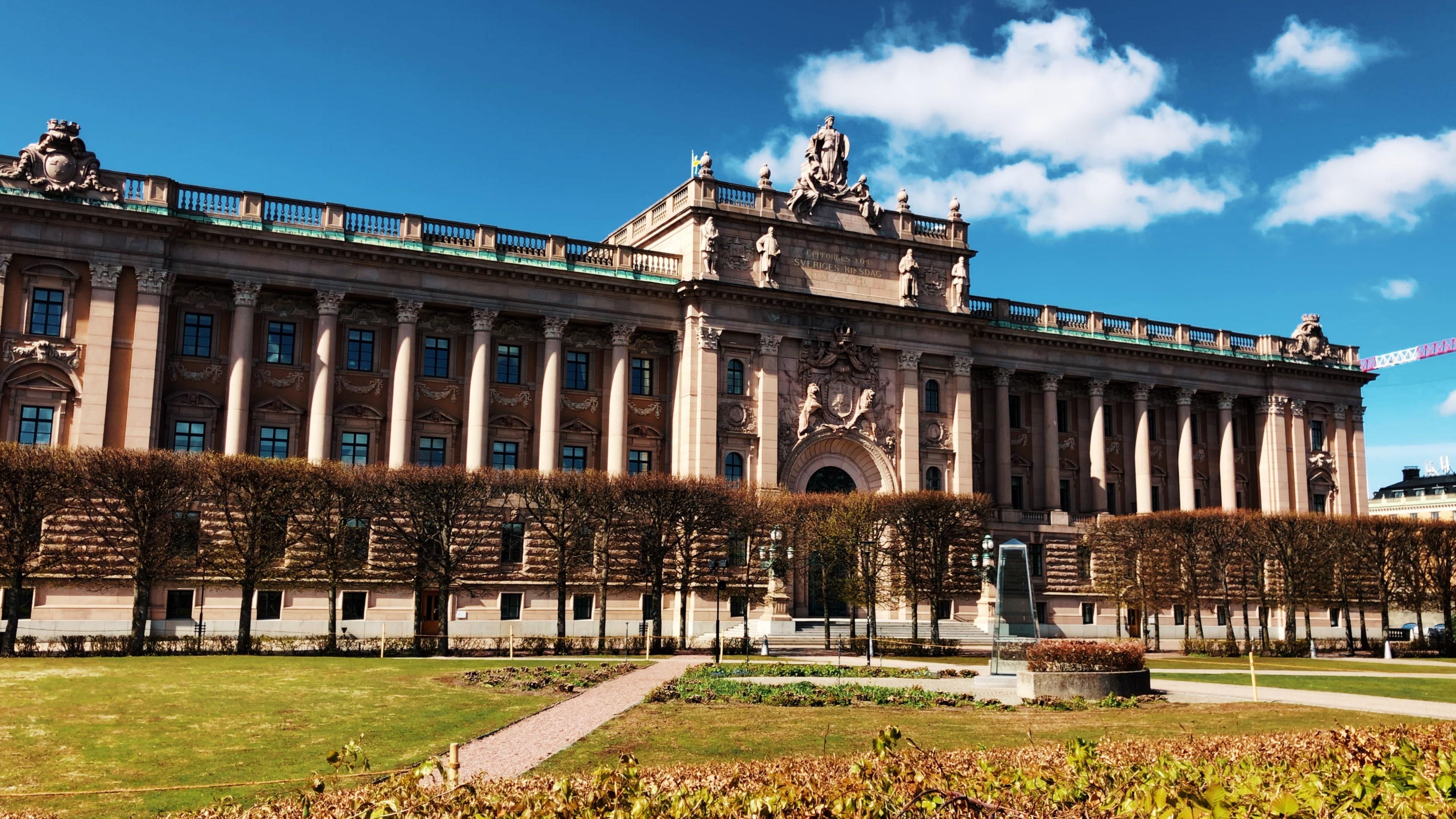 Stockholm - Norrbro - Ministère de la Sécurité Publique