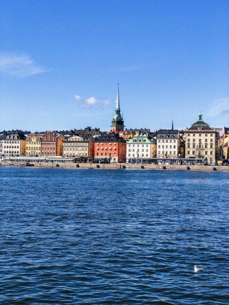 Stockholm - Kastellholmen - Vue