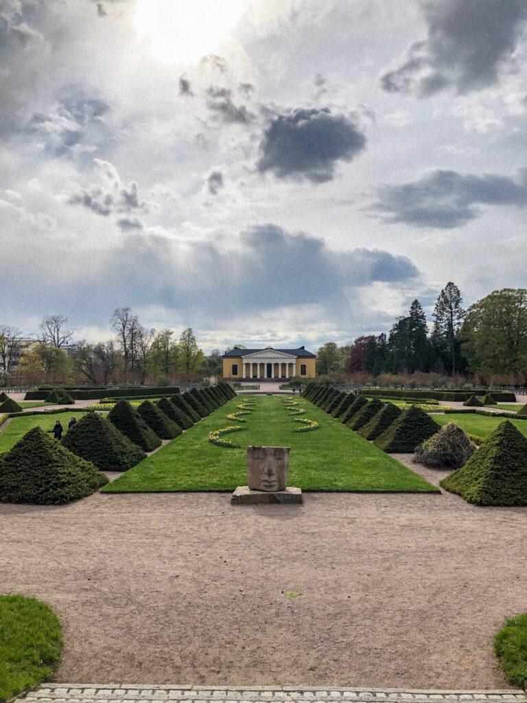 Uppsala - Jardin Botanique