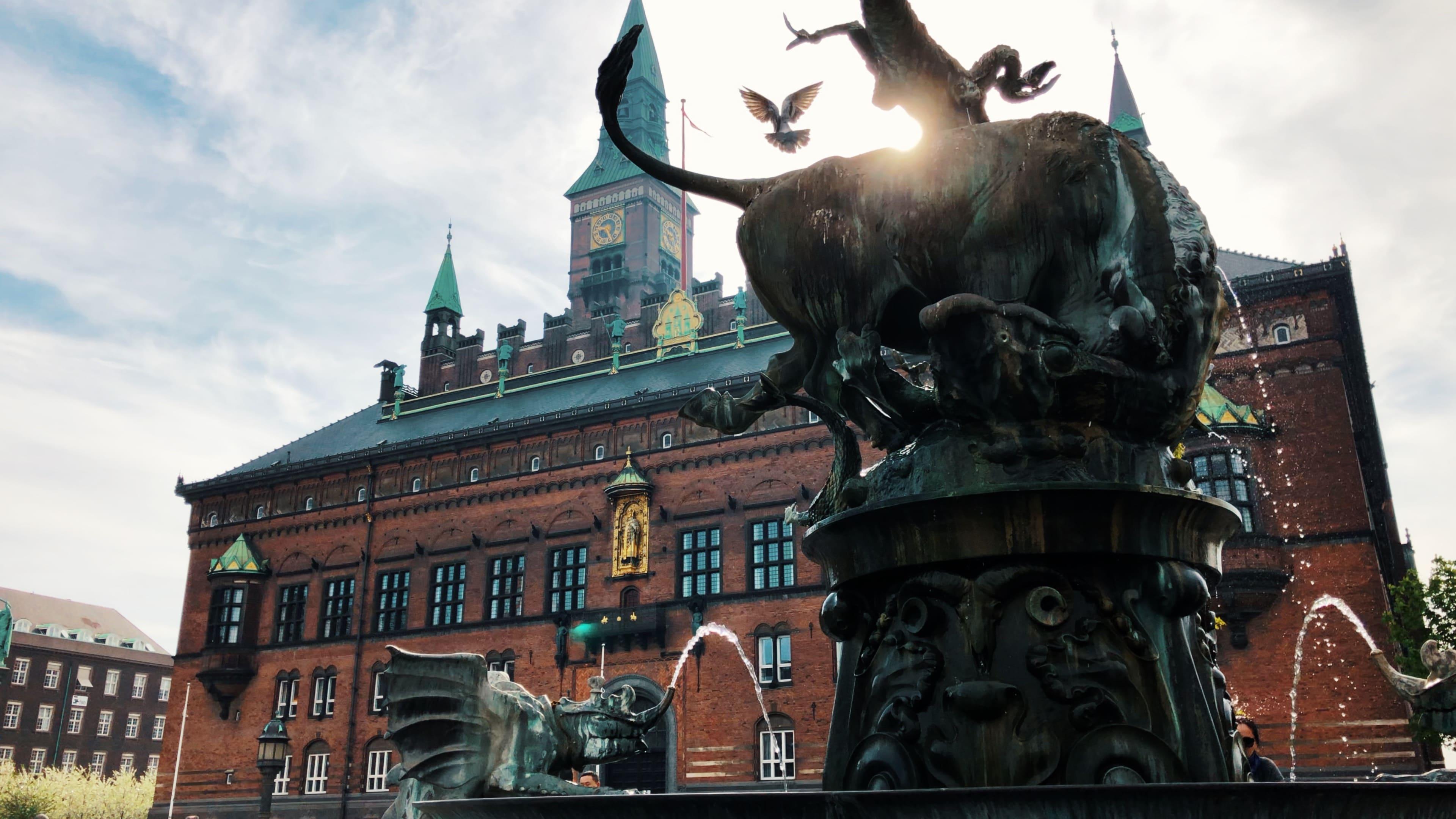 Copenhague - Hôtel de ville