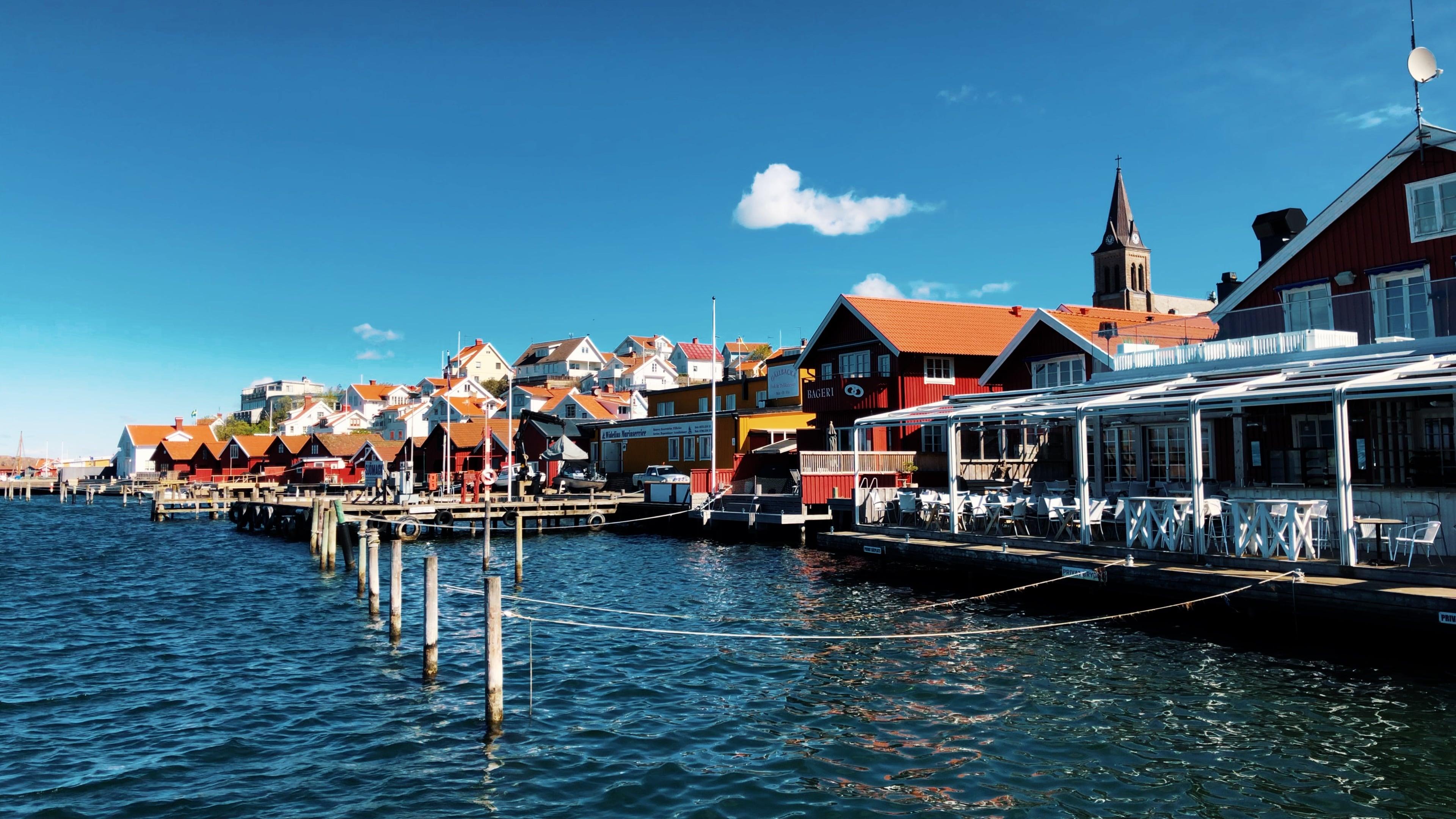 Fjällbacka - Port