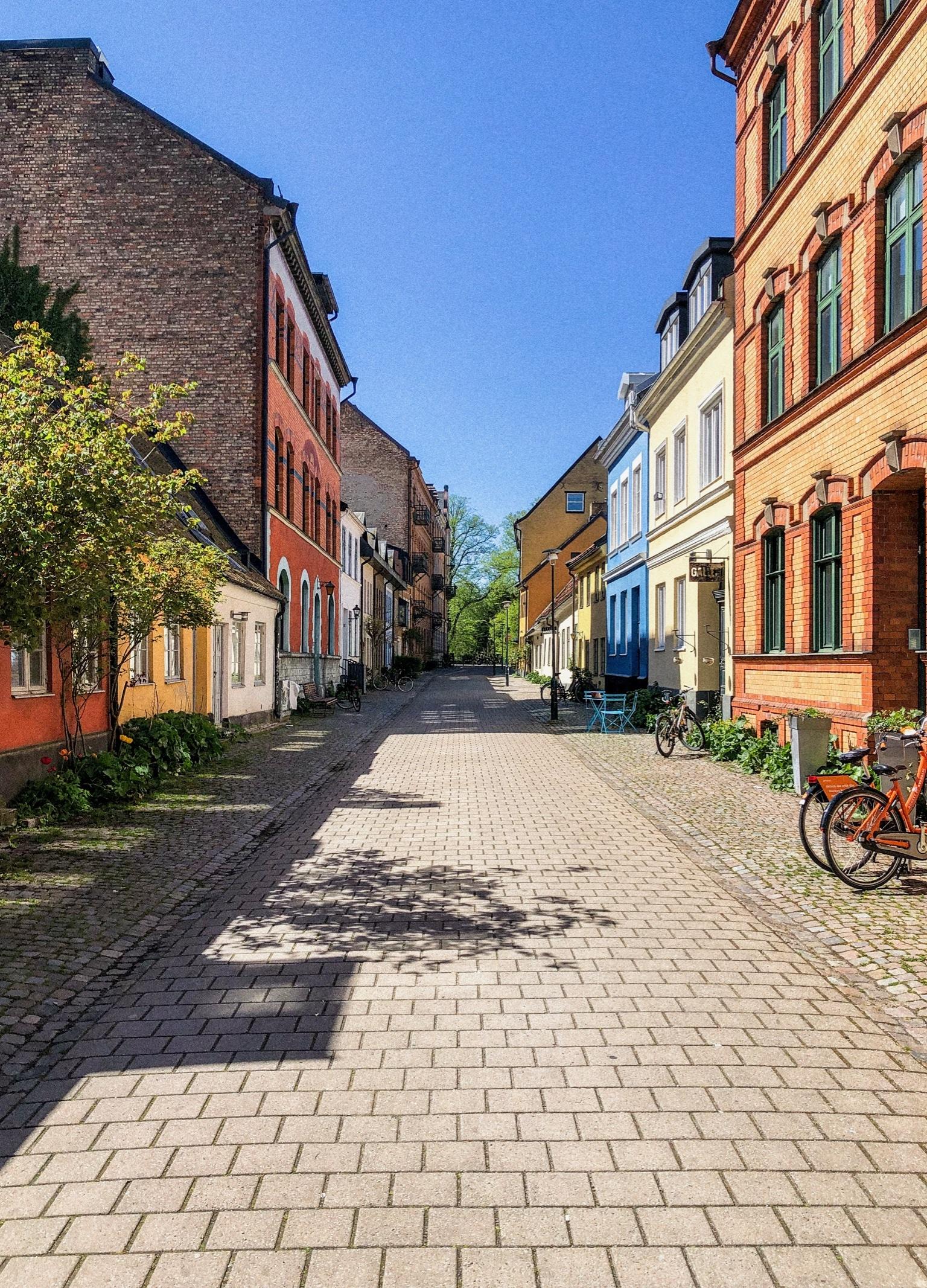 Vieille ville de Malmö