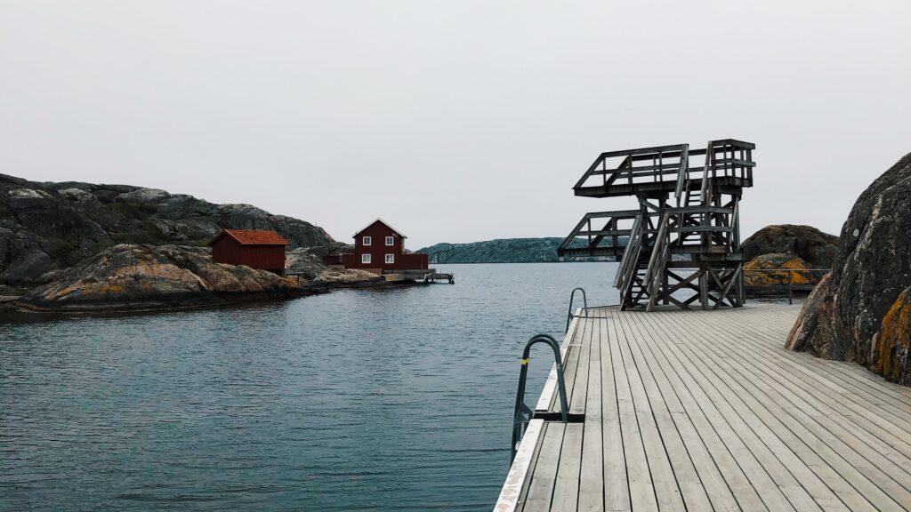 Plage de Skärhamn