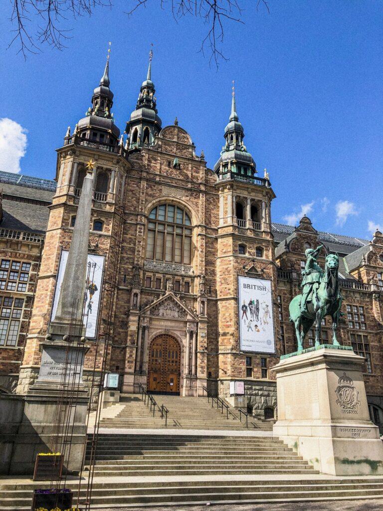 Stockholm - Djugärden - Bibliothèque