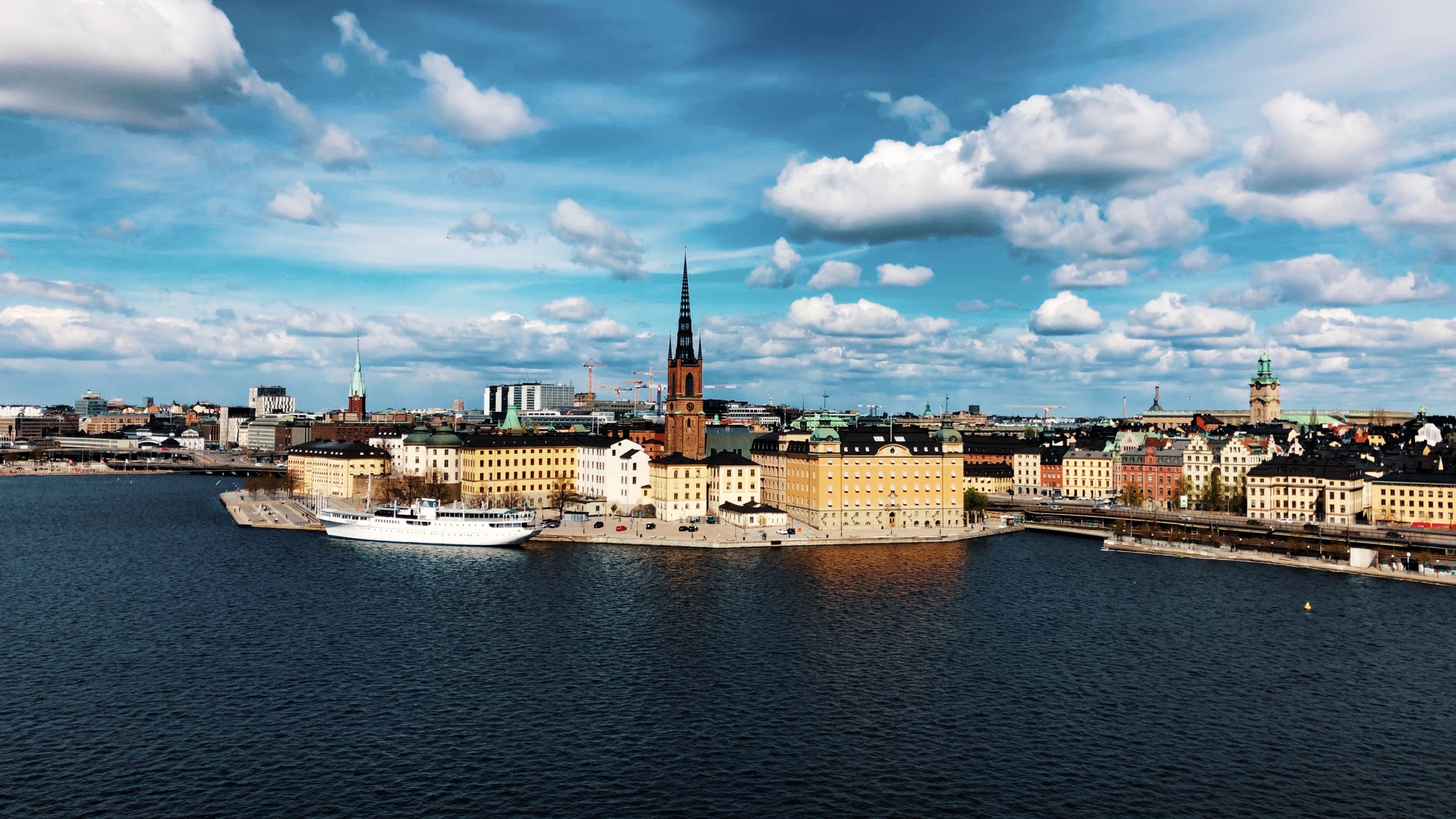 Stockholm - Södermalm - Monteliusvägen