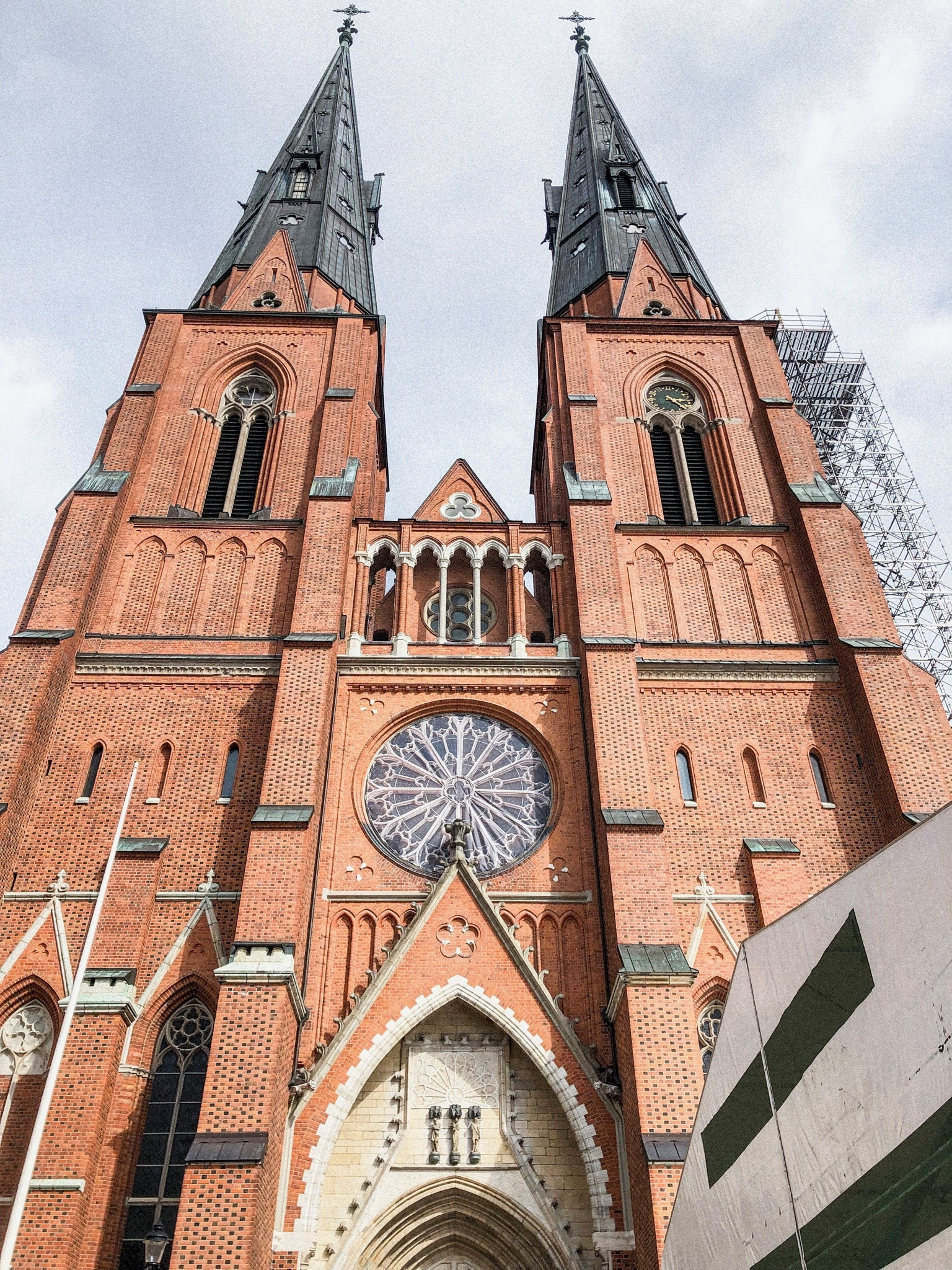 Cathédrale (Uppsala Domkyrka)