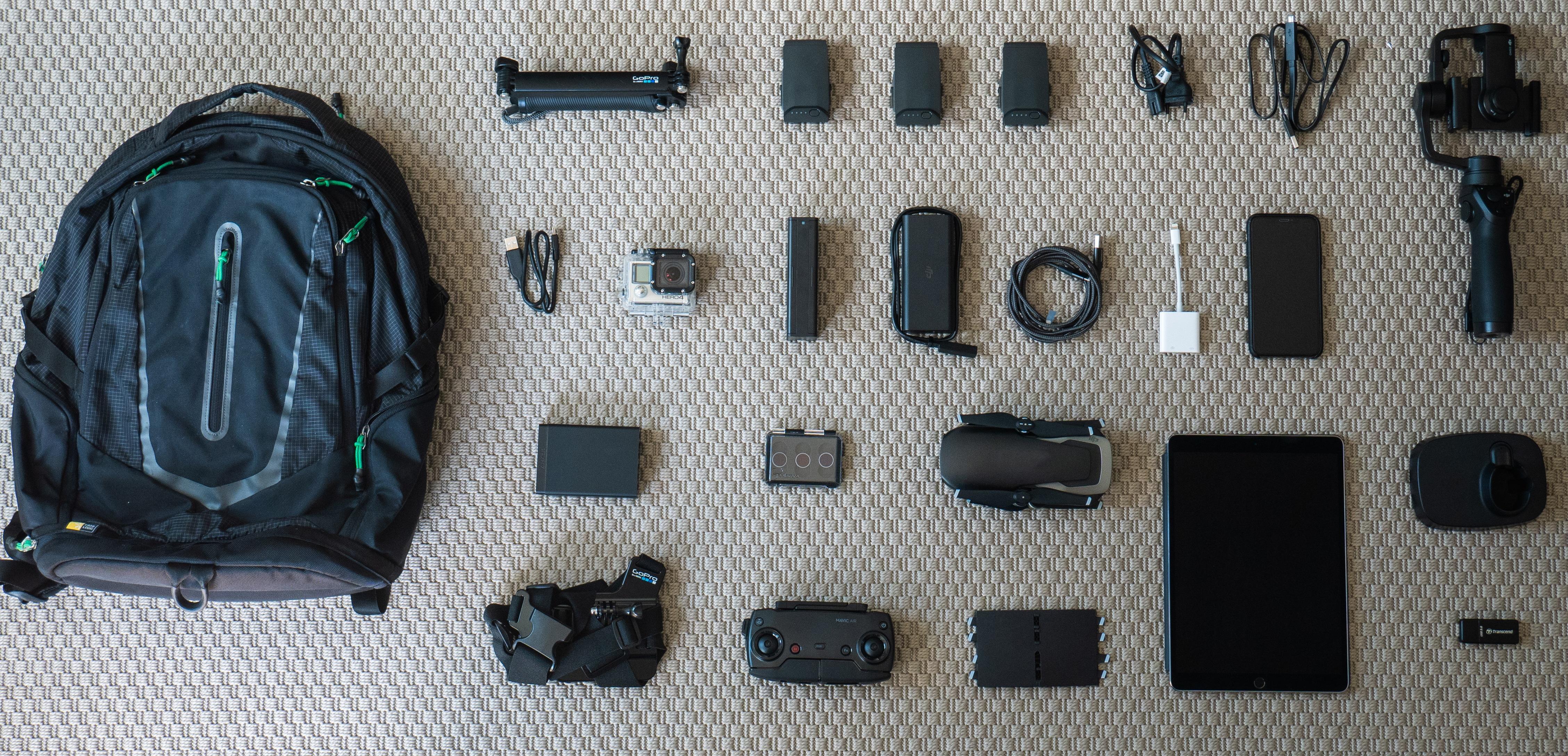 Tout mes équipements