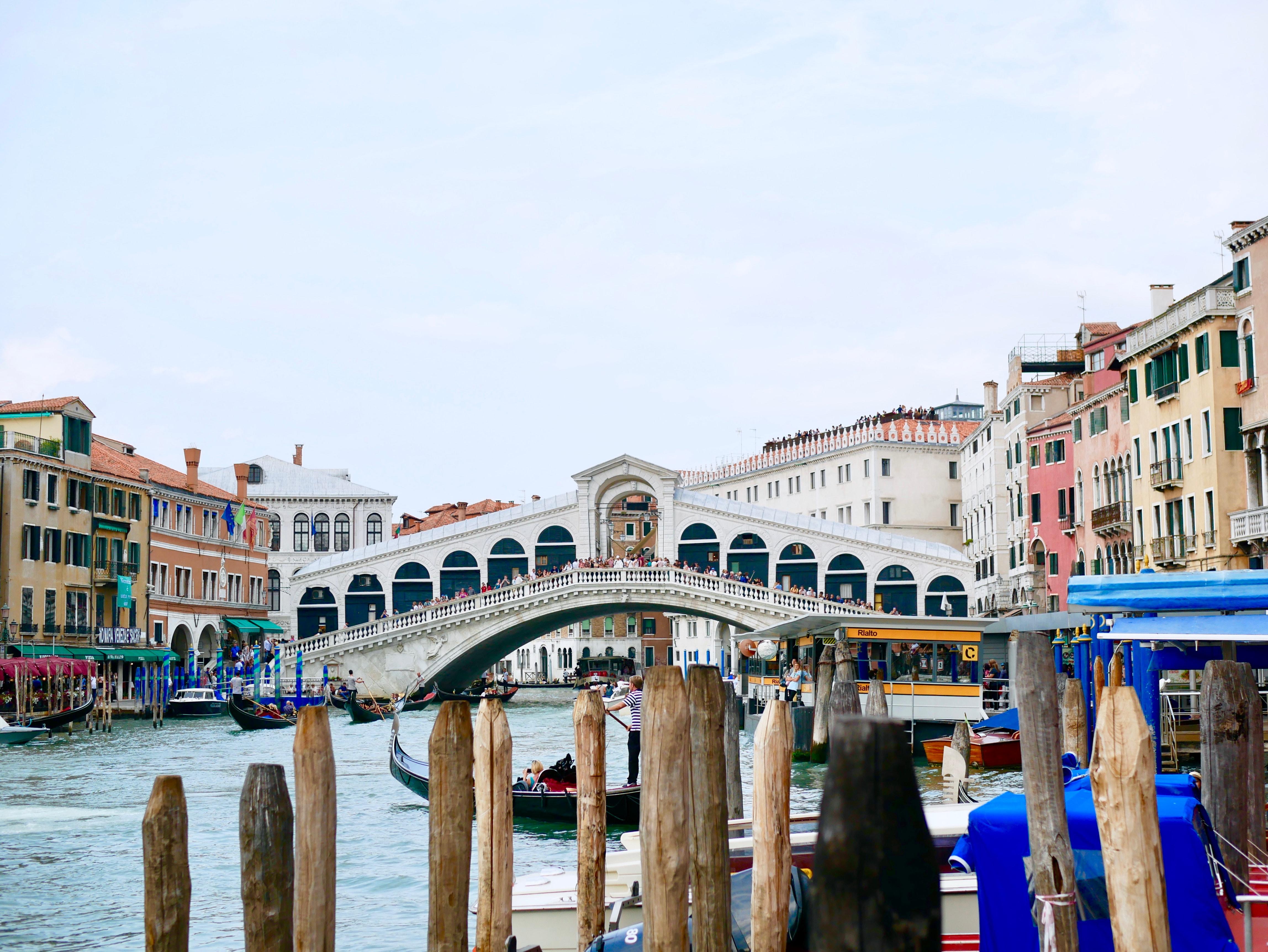 Venise - Pont du Rialto