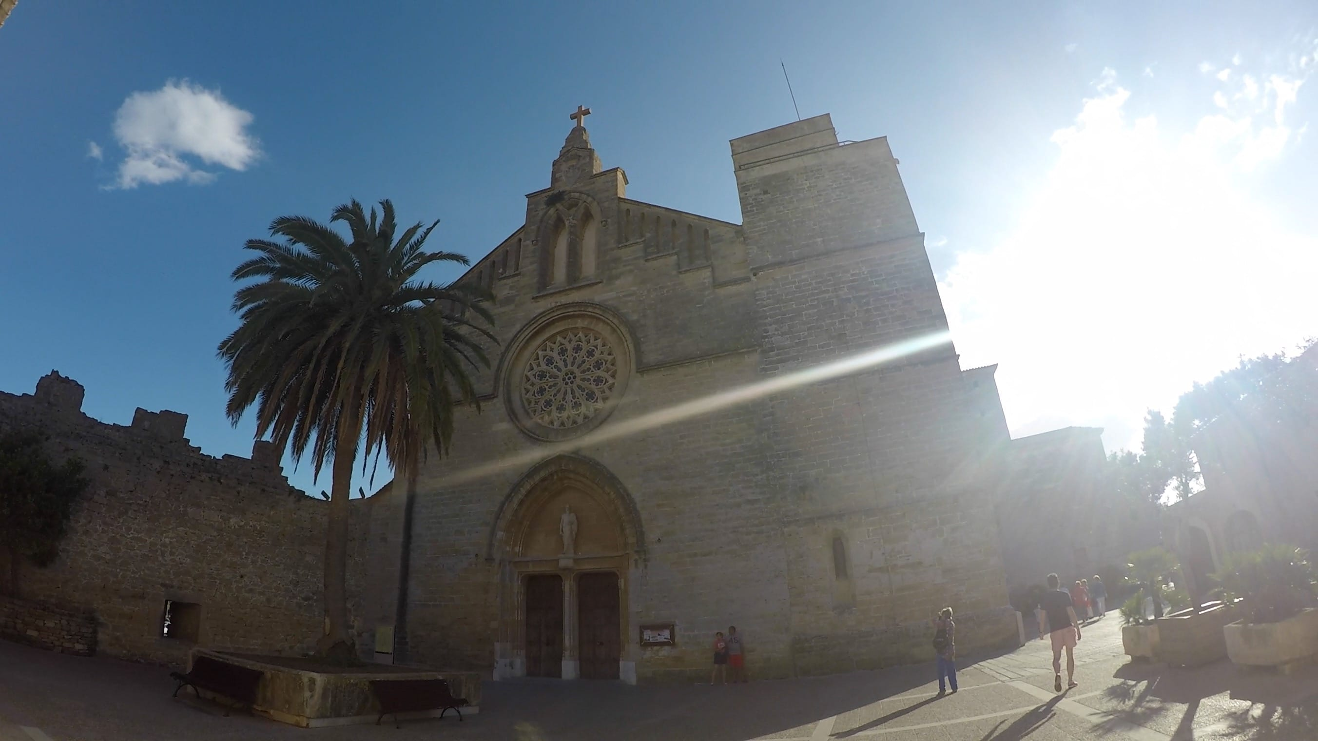 Alcúdia - Eglise Sant Jaume