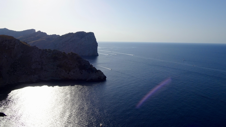 """Point de vue de """"Cova del Patró"""""""