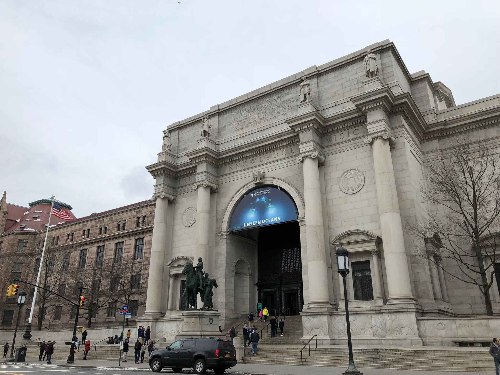 muséum d'Histoire naturelle de New York - American Museum of Natural History