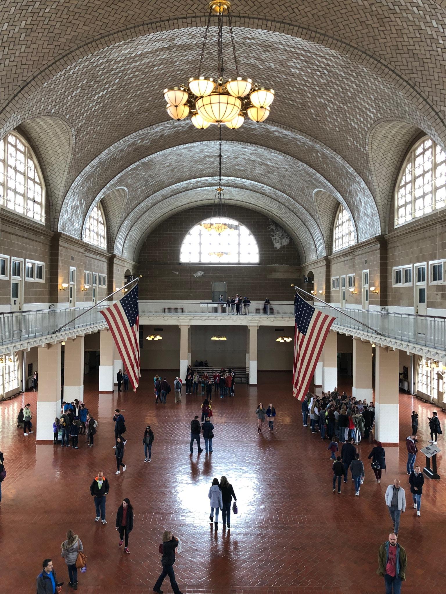 New York - Jour 2 - Visite de la Statue de la Liberté et de Ellis Island 6