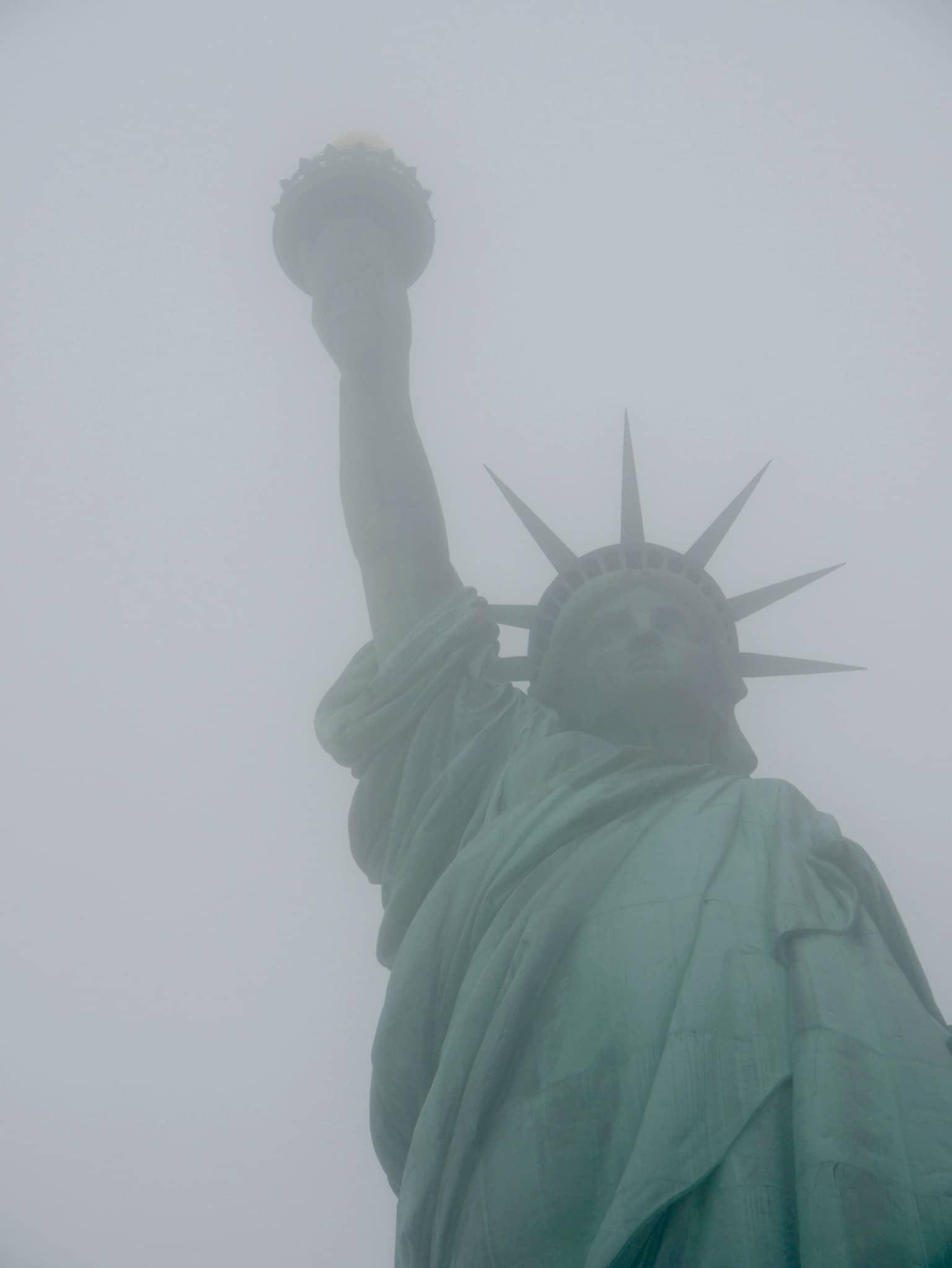New York - Jour 2 - Visite de la Statue de la Liberté et de Ellis Island 1