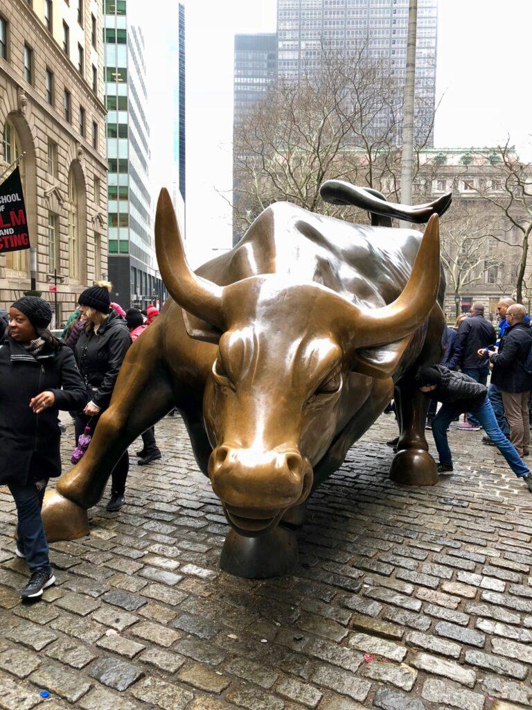 New York - Jour 2 - Balade dans Financial District jusqu'au One World Observatory 1