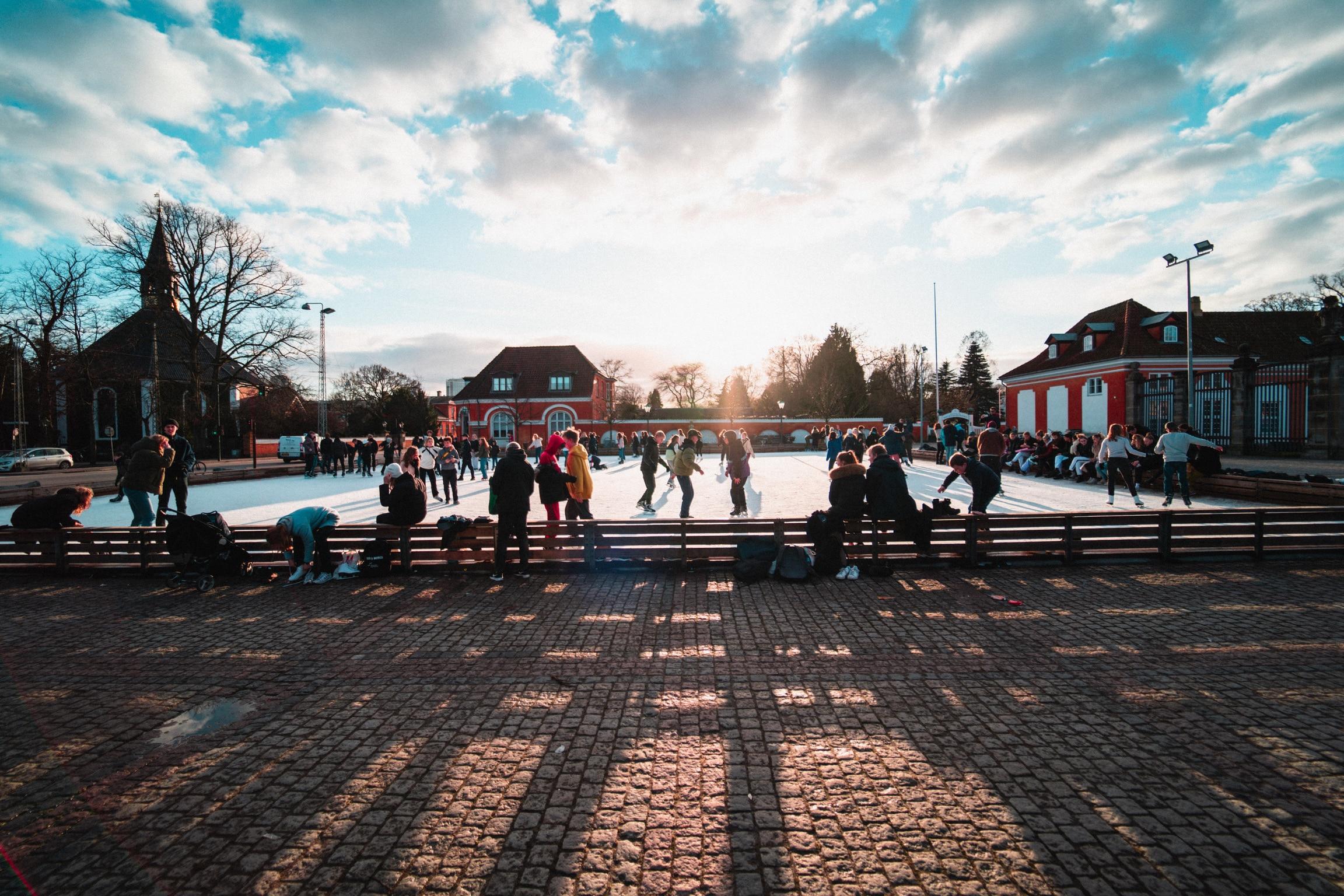 Notre visite de Copenhague à Noël 1