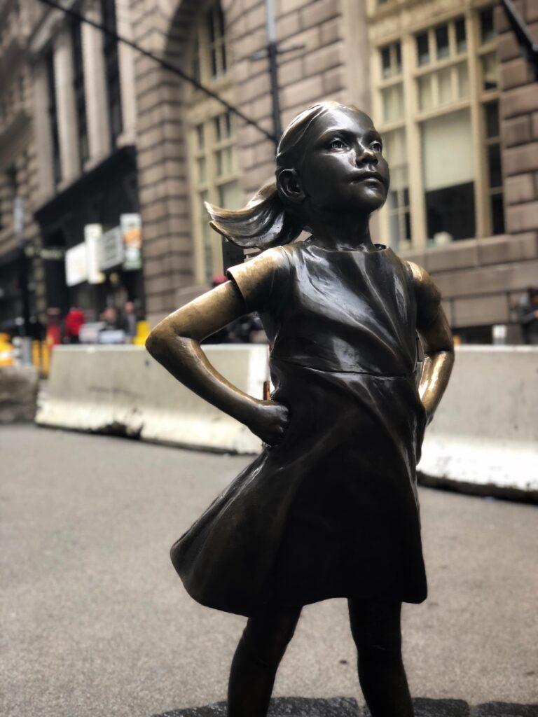 New York - Jour 2 - Balade dans Financial District jusqu'au One World Observatory 2