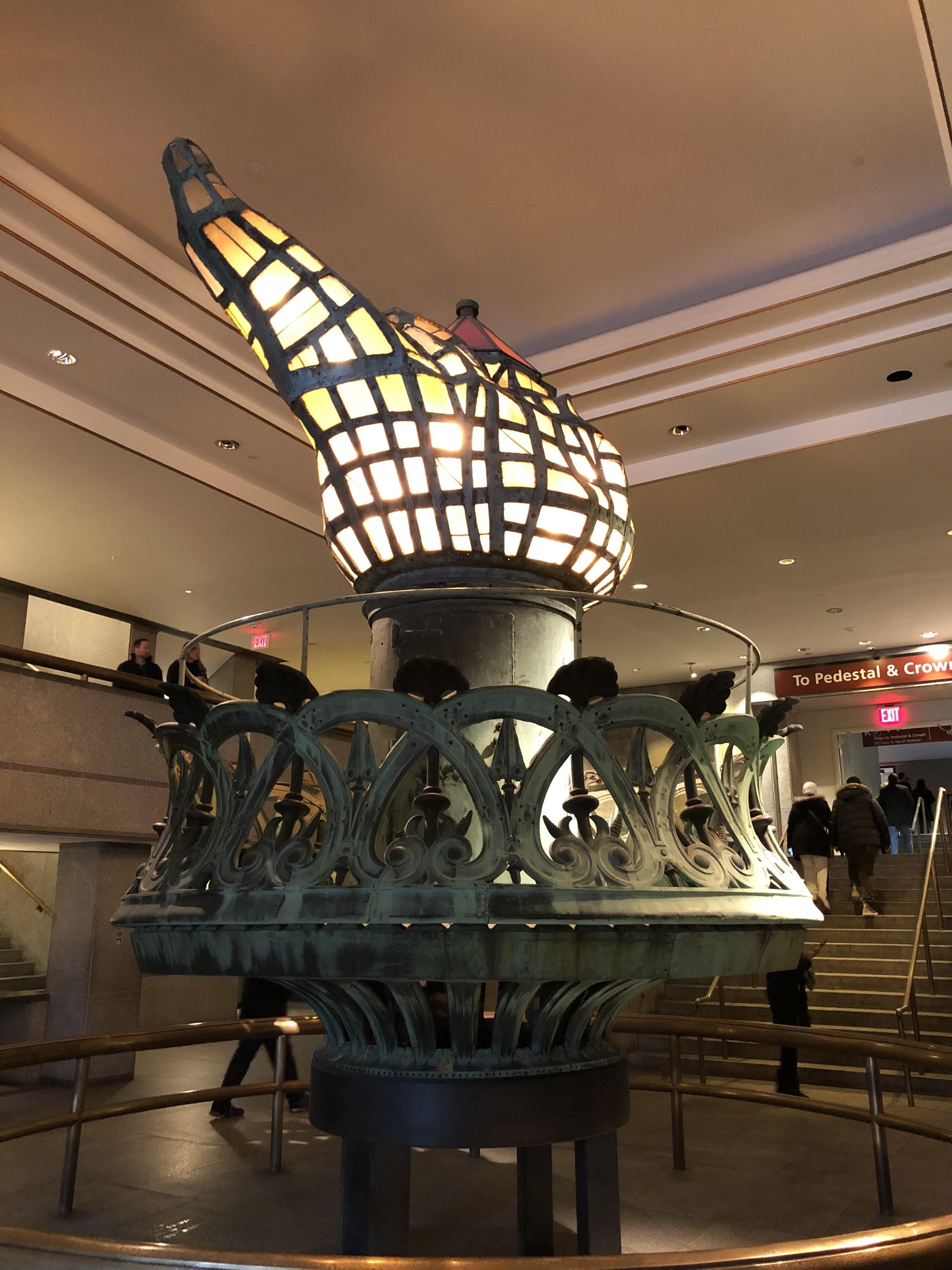New York - Jour 2 - Visite de la Statue de la Liberté et de Ellis Island 2