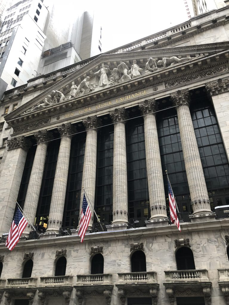 New York - Jour 2 - Balade dans Financial District jusqu'au One World Observatory 3