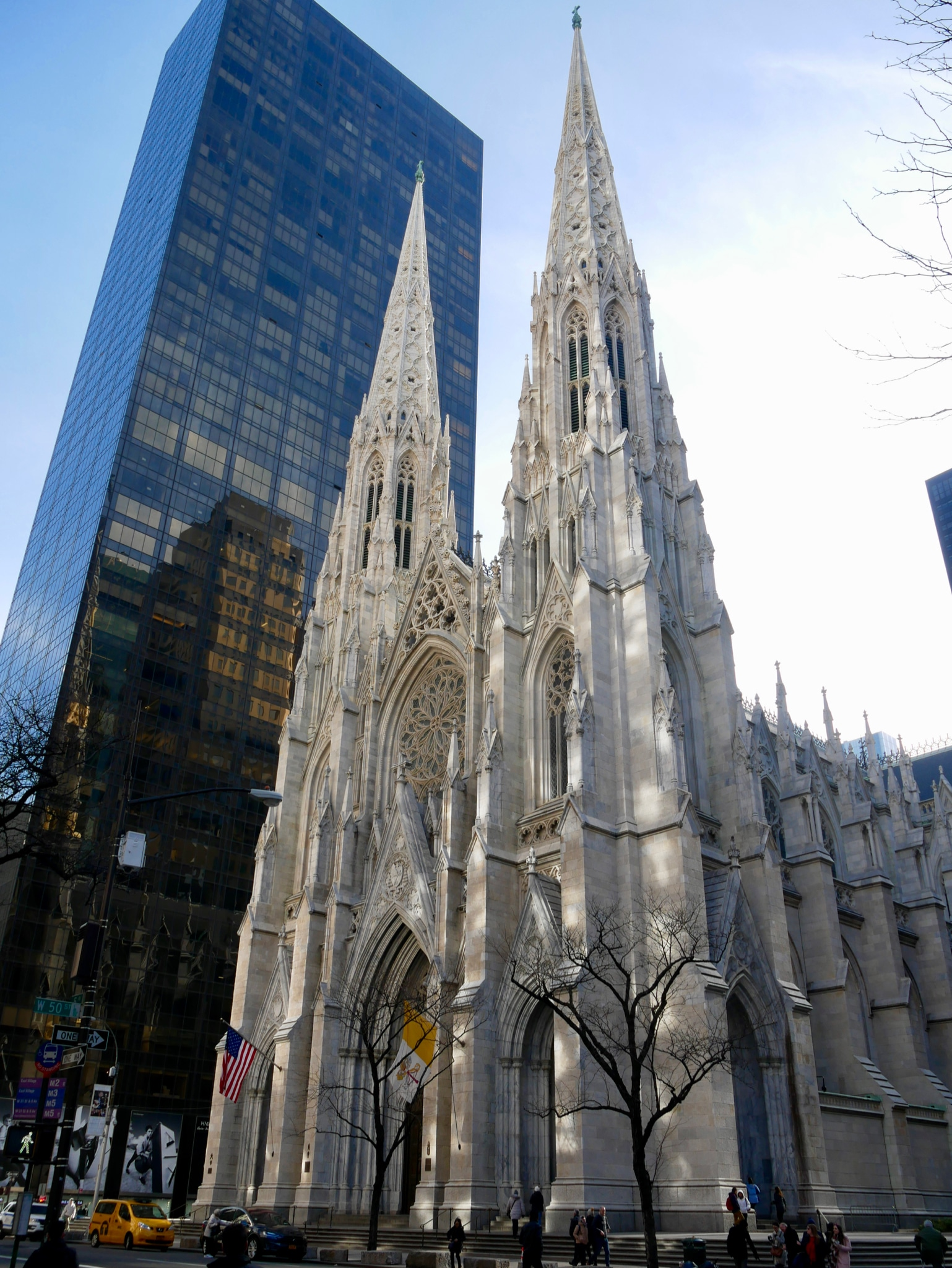 New York - St-Patrick Cathedral