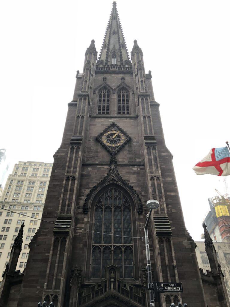 New York - Jour 2 - Balade dans Financial District jusqu'au One World Observatory 4