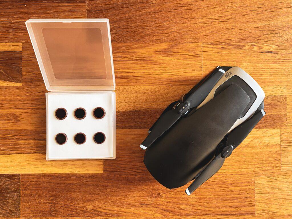 Accessoires pour drone - Filtres ND