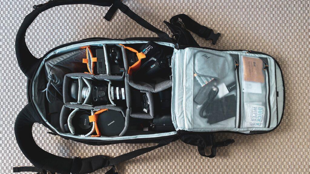 Accessoires pour drone - Sac à dos Lowepro