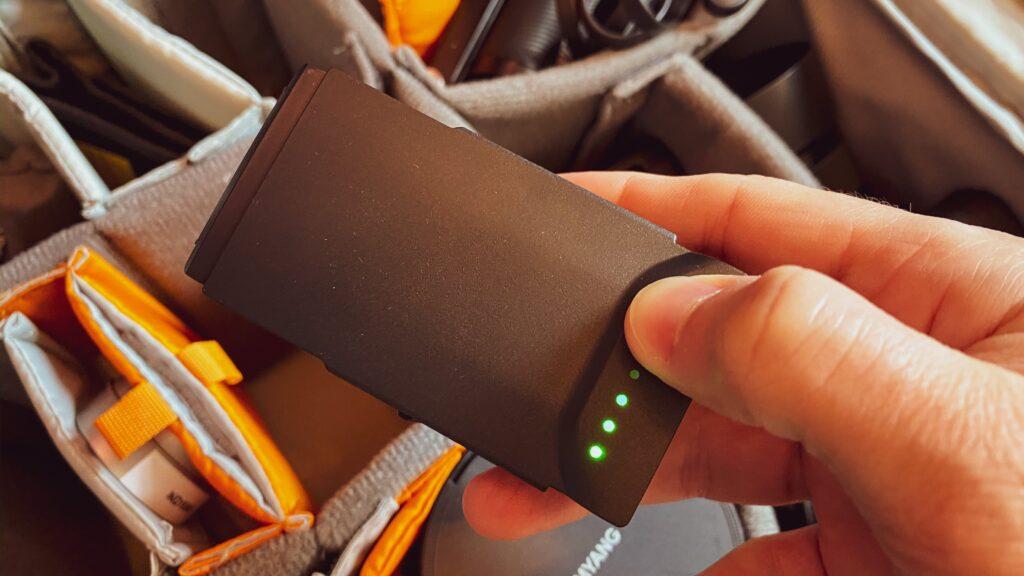Batteries de drone