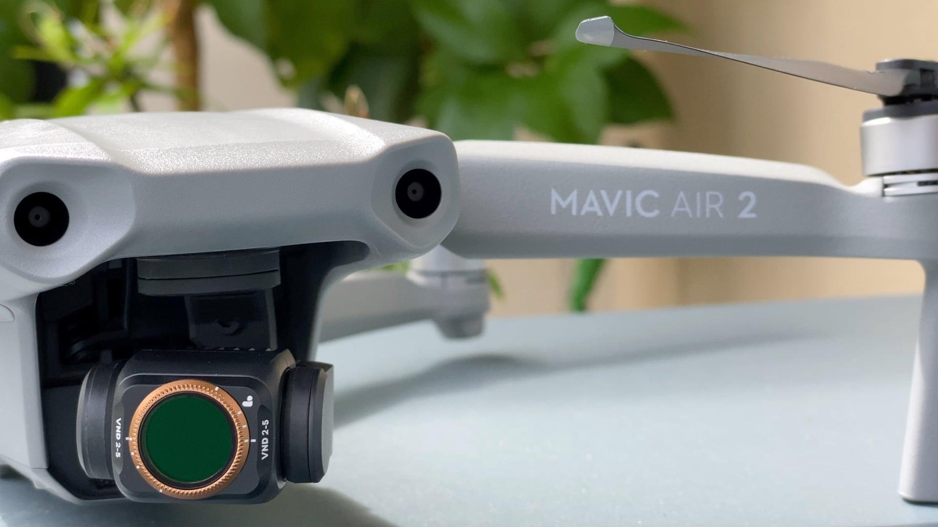 DJI Mavic Air 2 - Mise a jour
