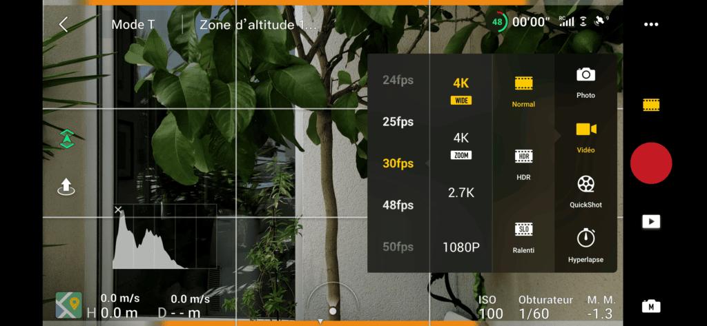DJI Mavic Air 2 - Zoom