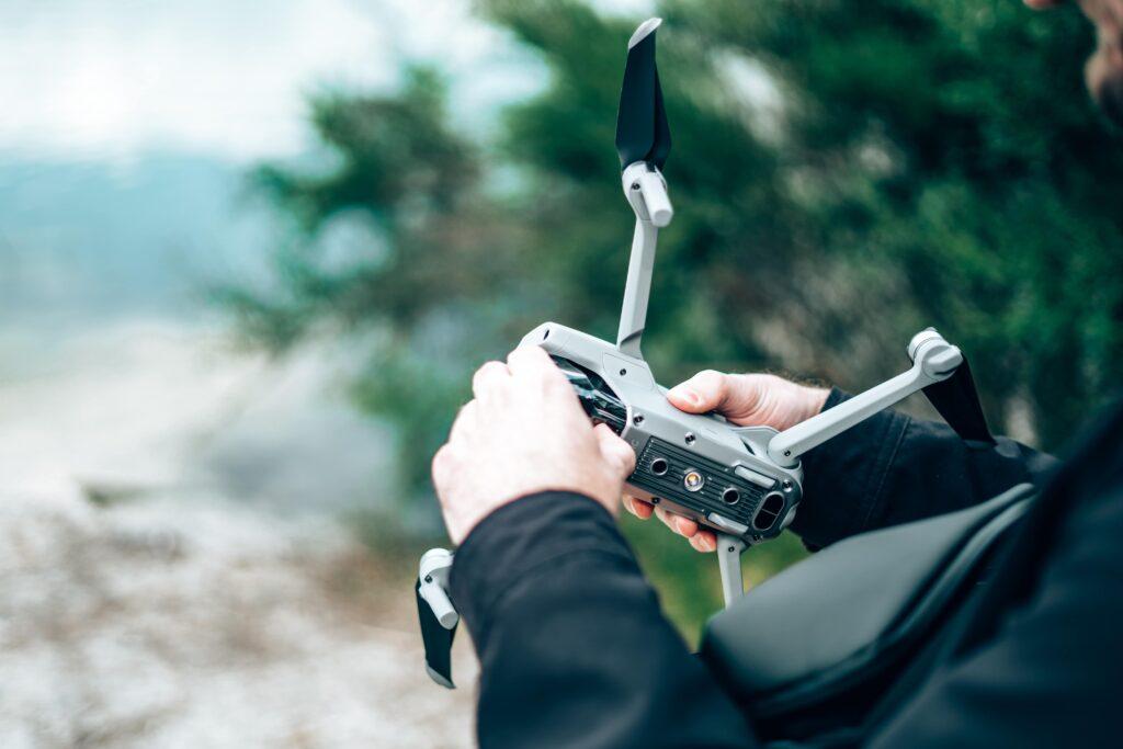 Premier vol avec un drone, la check list du débutant