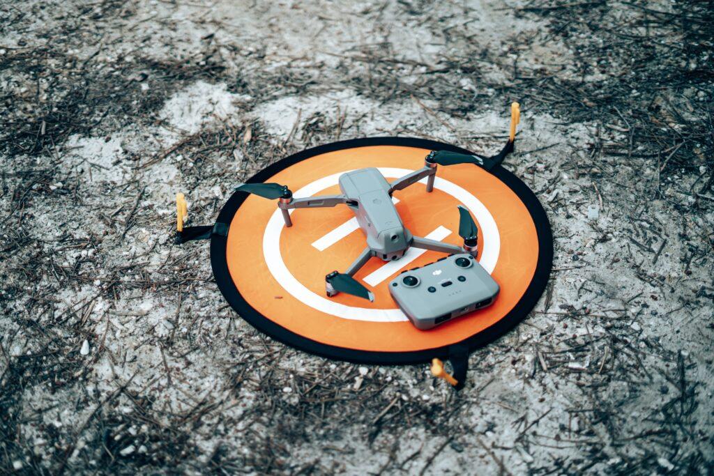 Landing Pad pour drone