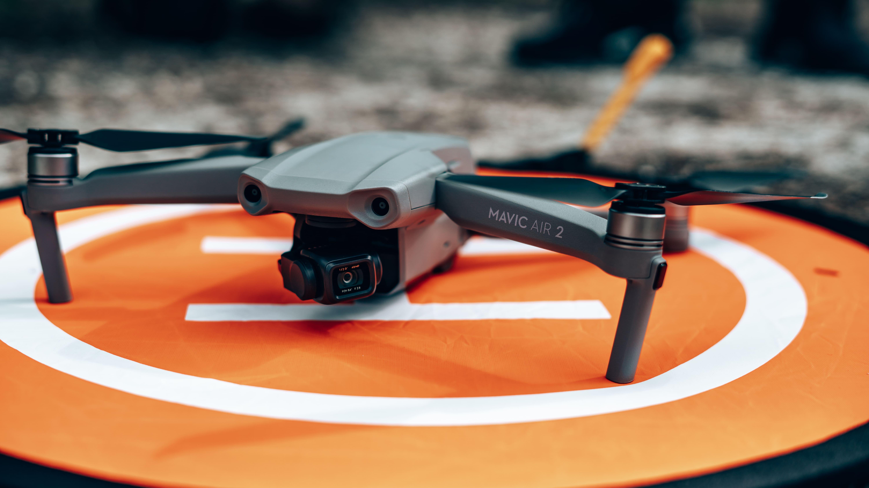 Premier vol avec un drone