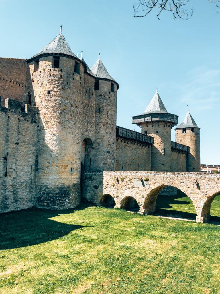 Chateau de la Cité de Carcassonne