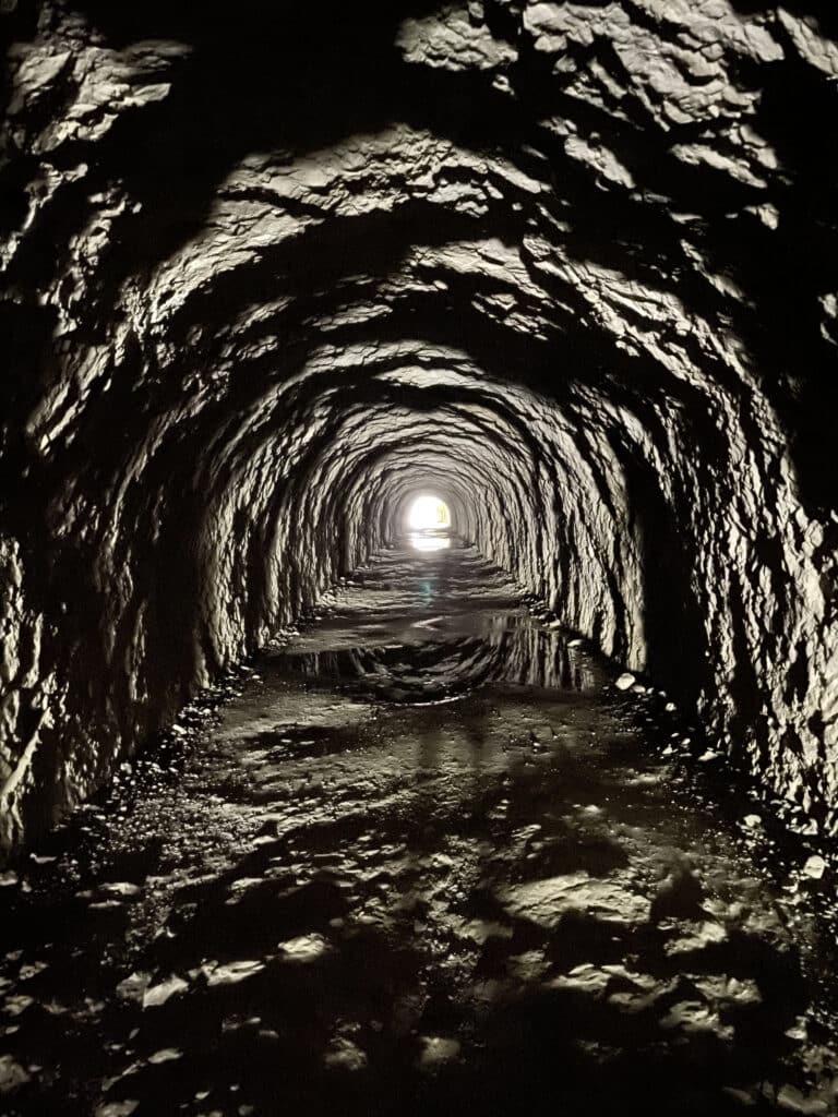 Tunnel du Baou