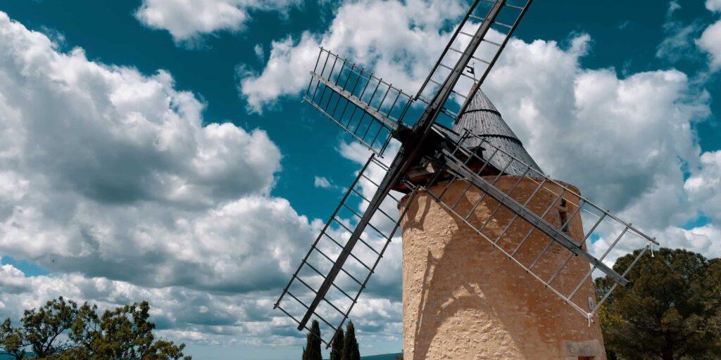 Moulin de Saint-Saturnin-lès-Apt