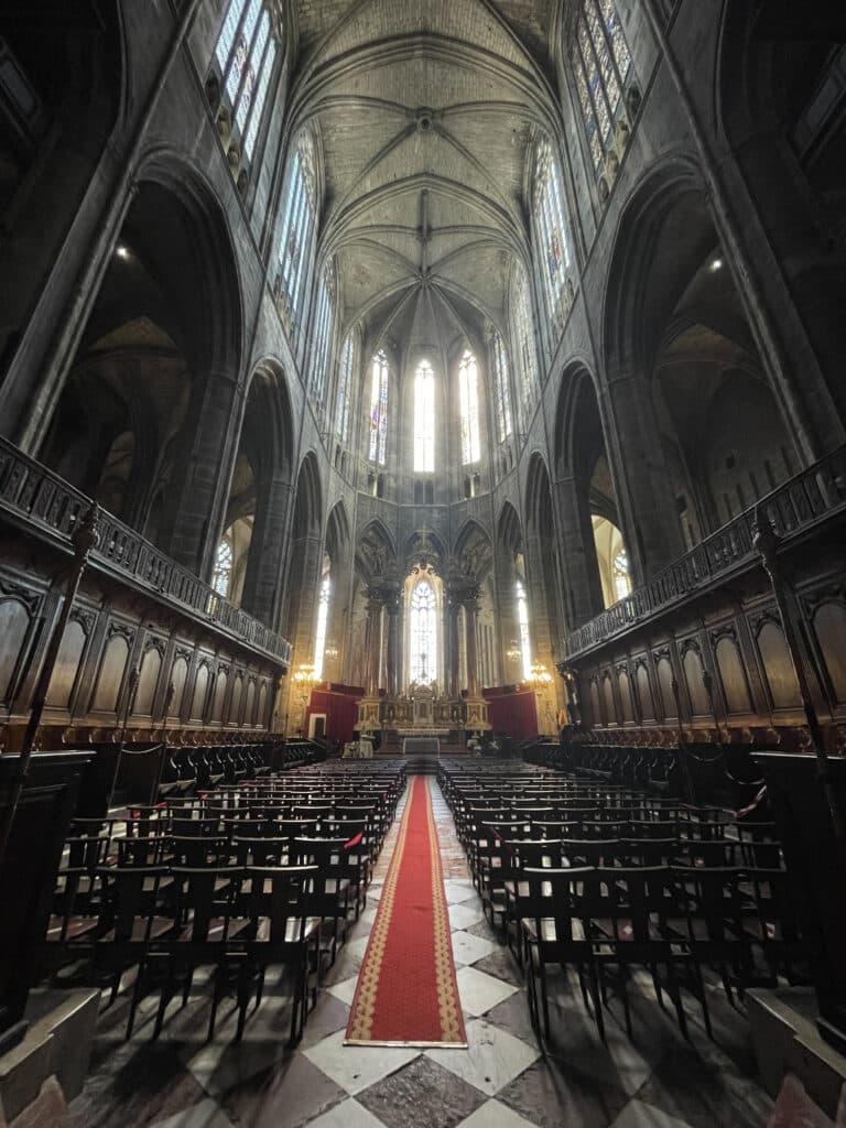 Cathédrale Saint-Just et Saint-Pasteur de Narbonne