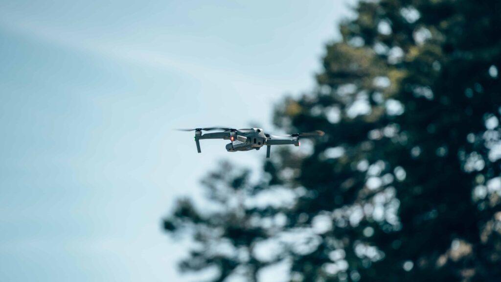 Vantrip - Serre-Poncon - Col Lebraut - Drone