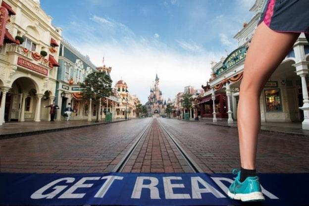 Disneyland Paris - Run weekend