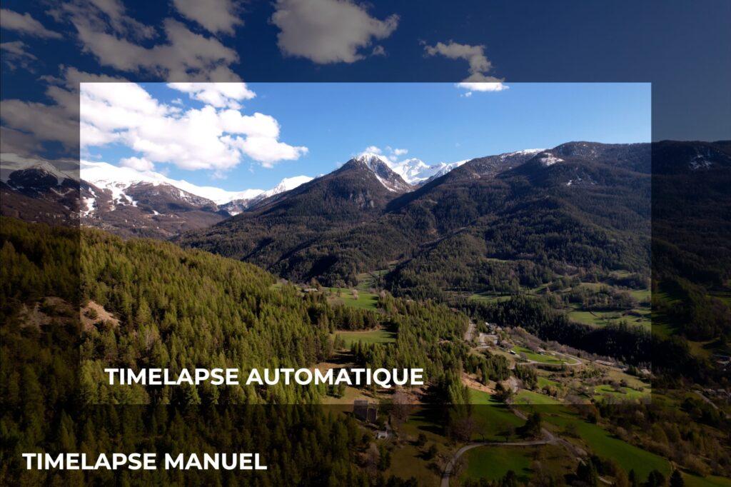 Créez un timelapse RAW magnifique avec votre drone ou GoPro 3