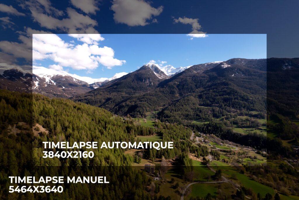 Créez un timelapse RAW magnifique avec votre drone ou GoPro 4